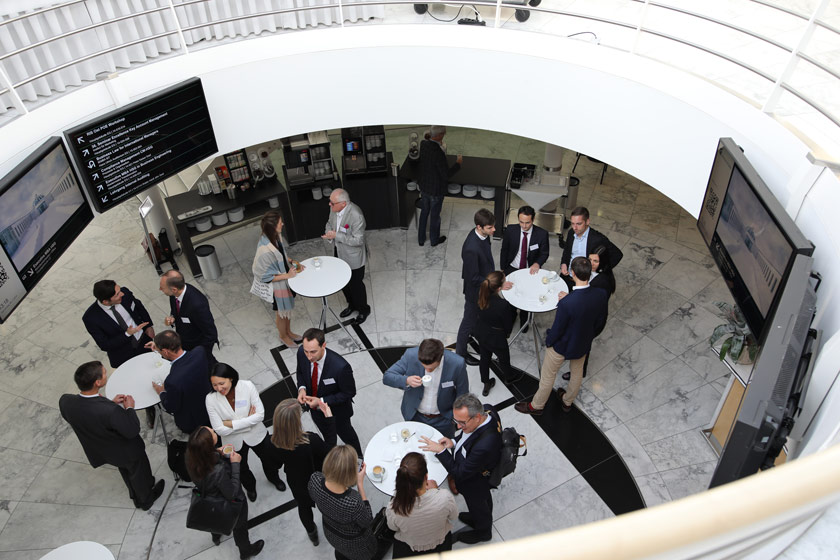 ACA Symposium Gespräche